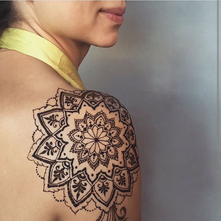 Que Significa Henna Tattoos