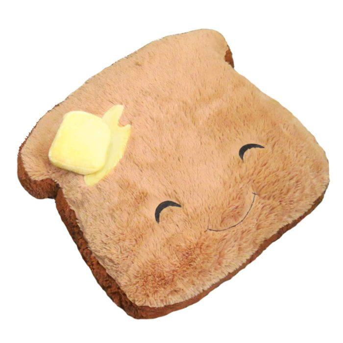 almohada en forma de pan