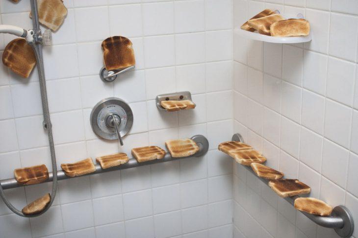 regadera de pan