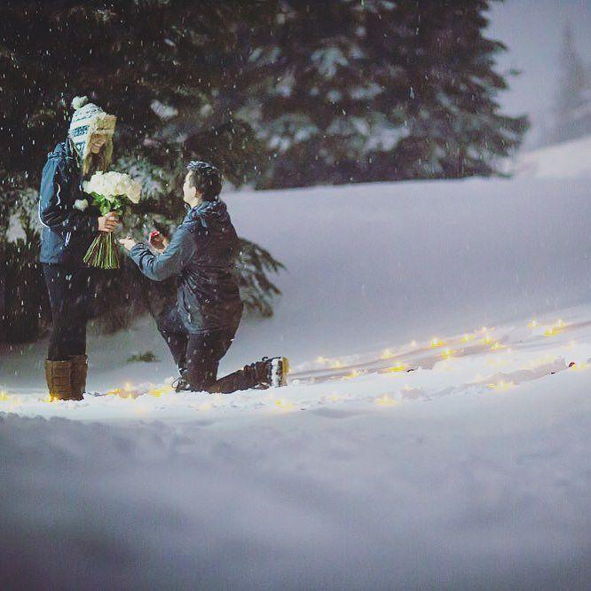 propuesta de matrimonio con nevada