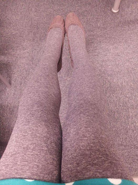 medias iguales que alfombra