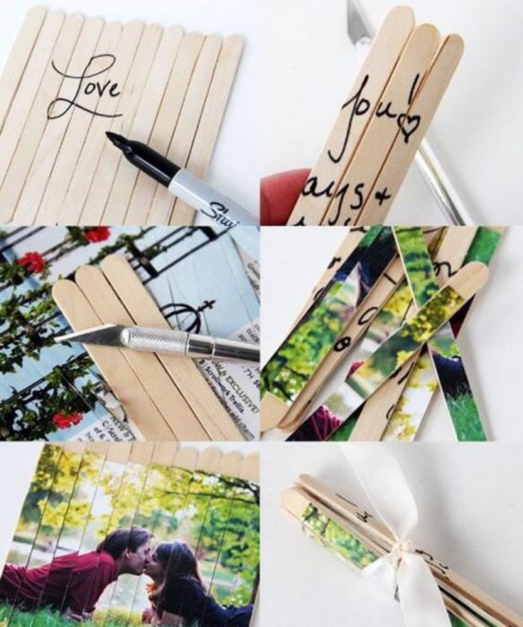 30 regalos creativos de amor
