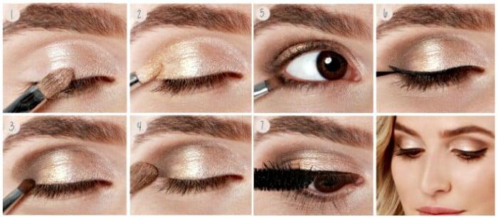 tutorial para maquillaje sencillo natural