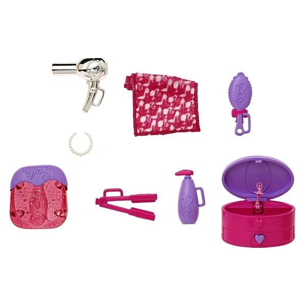 Accesorios de belleza miniatura para Barbie