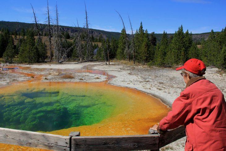 Norma en Yellowstone