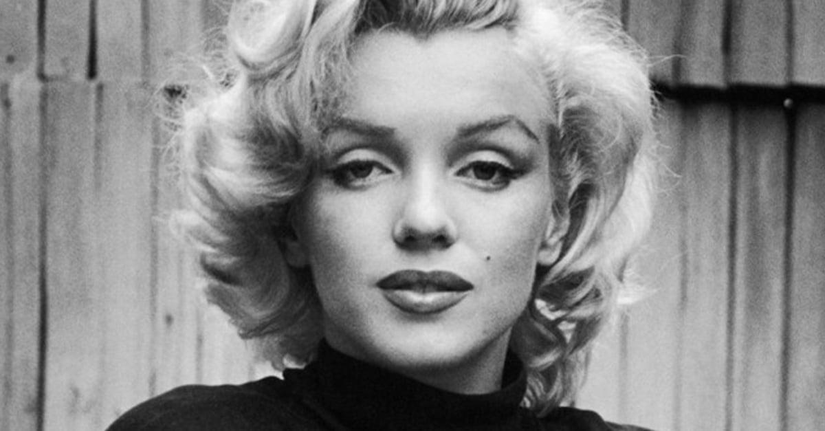 Cosas terribles que no sabias de Marilyn Monroe