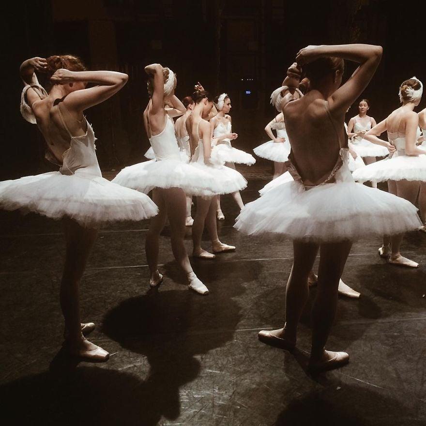 Fotos de bailarinas y 77