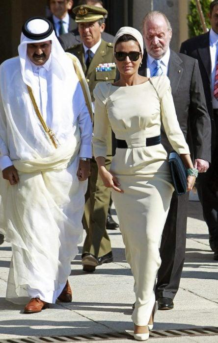 Jequesa Mozah de Qatar