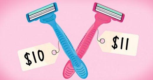 Por qué las mujeres pagan más que los hombres por las mismas cosas