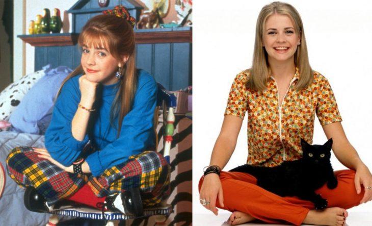 Clarissa lo explica todo y Sabrina la bruja adolescente
