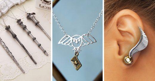 30 Accesorios de Harry Potter que sólo las chicas que aún esperan su carta de Hogwarts merecen usar