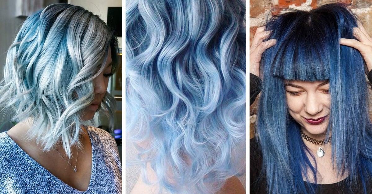El cabello color mezclilla la nueva tendencia en instagram for Tendencia de color de moda