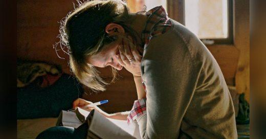 Chica escribe carta sobre su hermana que se quitó la vida a causa de la depresión