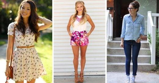 Los consejos de moda para las chicas bajitas