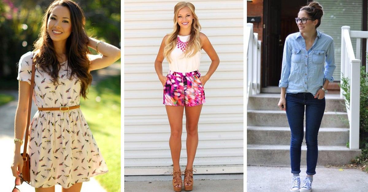 2965bca73cc3a 17 Fabulosos tips de moda que las chicas bajitas deben comenzar a aplicar  ahora mismo