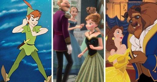15 cosas que no sabías de las películas de Disney