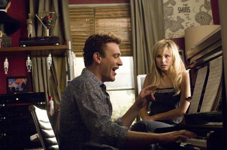Escena de la película cómo sobrevivir a mi ex