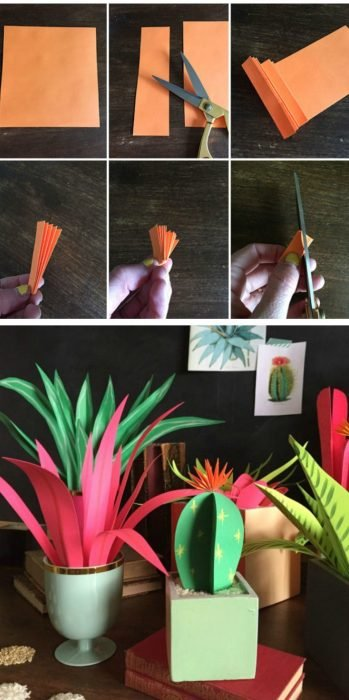 craftordiy.com DIY-Paper-Plants
