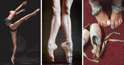 Potentes fotos de bailarinas de Ballet ruso