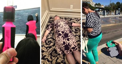 23 Fotografías que son demasiado perfectas para ser coincidencia