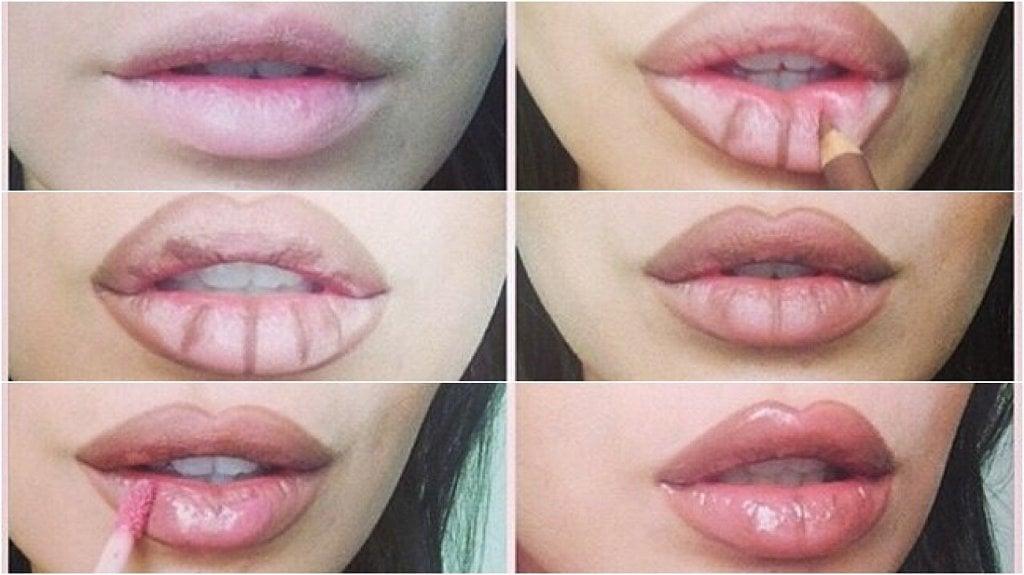 color de labios llamativos - Buscar con Google