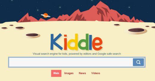 Kiddle, nuevo buscador restringido para niños