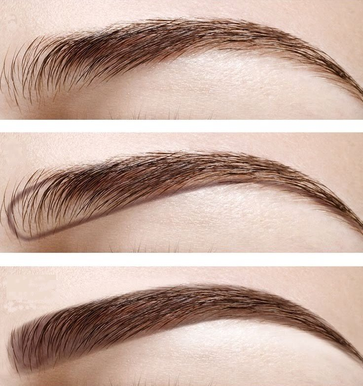 how to draw perfect eyebrows with pencil