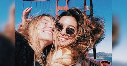 La importancia de tener a tu mejor amiga a distancia