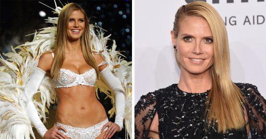Cómo han cambiado las modelos de Victoria's Secret