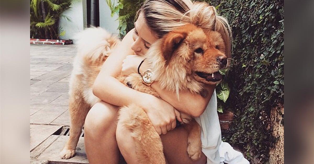 20 Señales que indican que eres una chica totalmente obsesionada con su perro