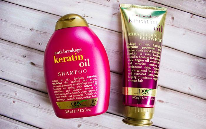 productos de cabello con keratina
