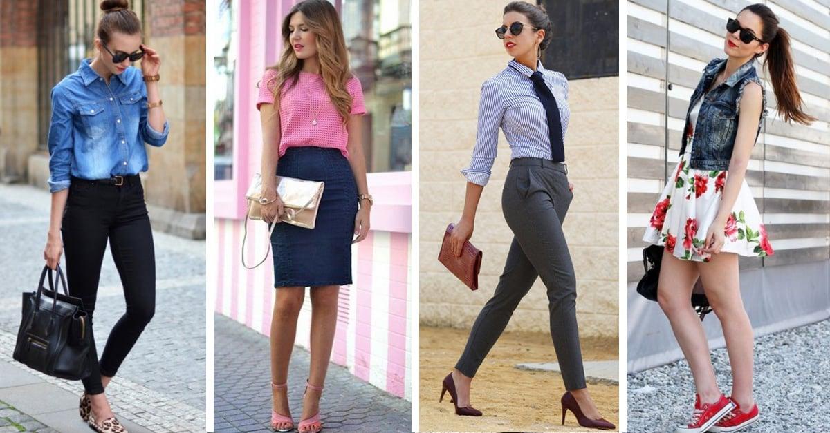 15 Outfits de oficina que hasta tu jefa envidiaru00e1