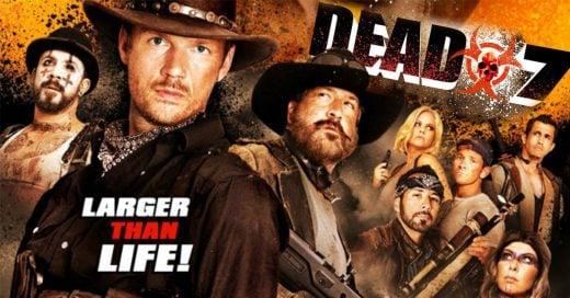 Película Dead 7 con integrantes de Backstreet Boys y NSYNC