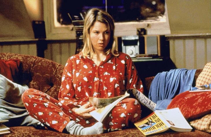 Escena de el diario de Bridget Jones