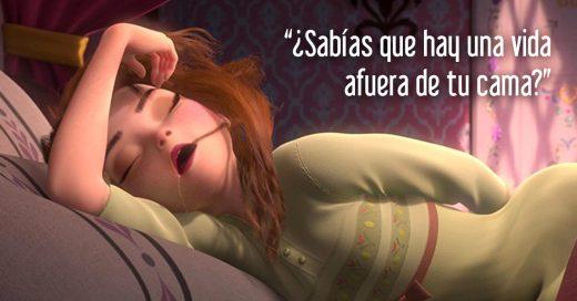 15 Preguntas que nunca, por ningún motivo, debes hacerle a una chica que ama dormir