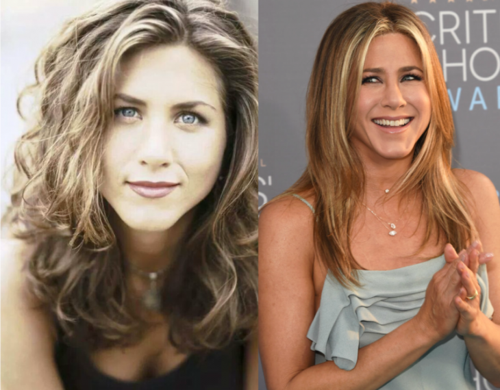 reachel - jennifer aniston personajes de friends