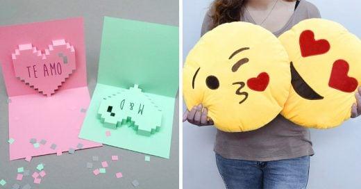 Originales regalos para tu novio hechos por ti