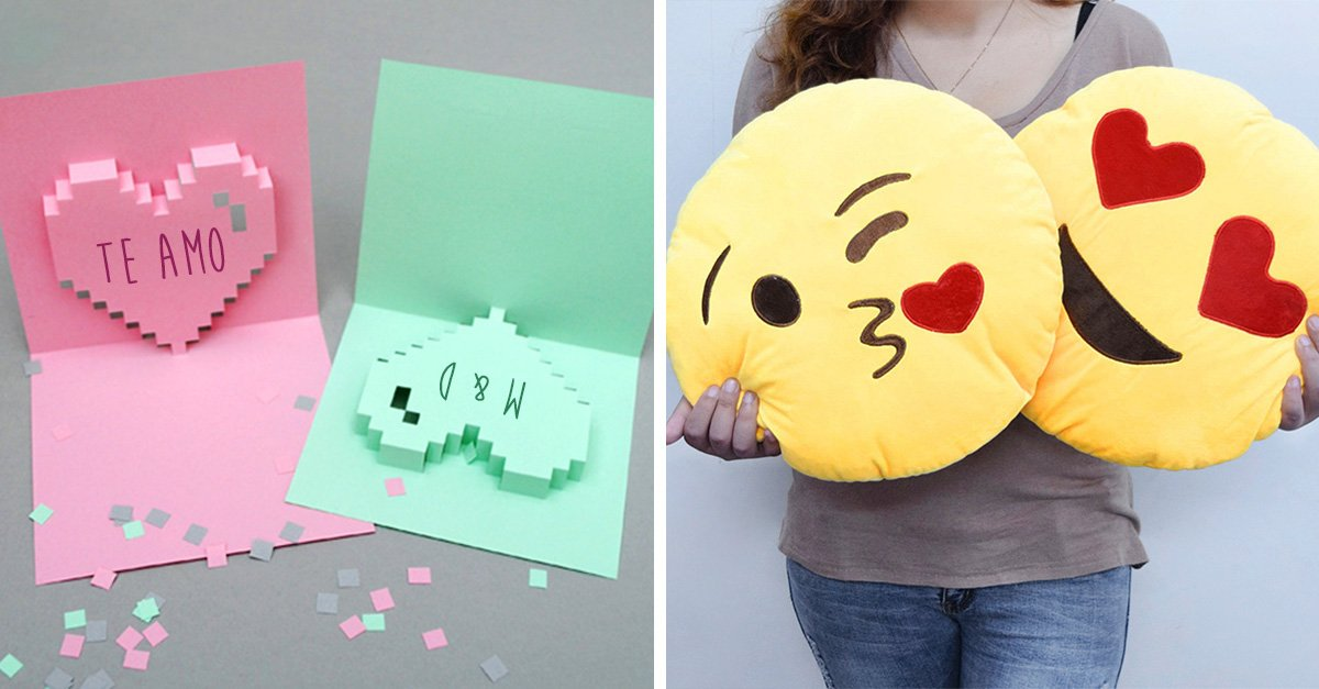20 originales ideas de regalos de amor hechos a mano - Ideas para regalar a tu novio originales ...