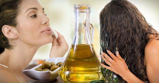 10 Increíbles usos del aceite de oliva que no conocías y te harán lucir hermosa