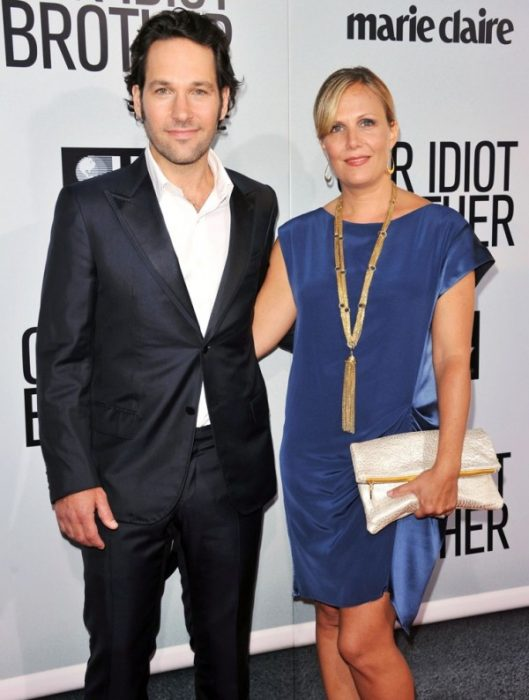 Julie Yaeger y Paul Rudd