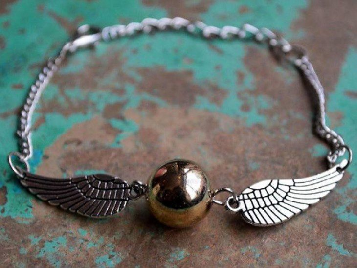 brazalete de harry potter
