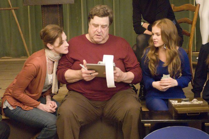 escena de la película confesiones de una compradora compulsiva.