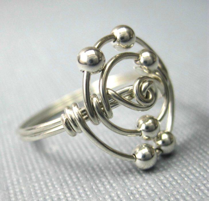 anillo átomos