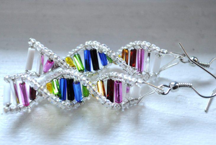 aretes ADN