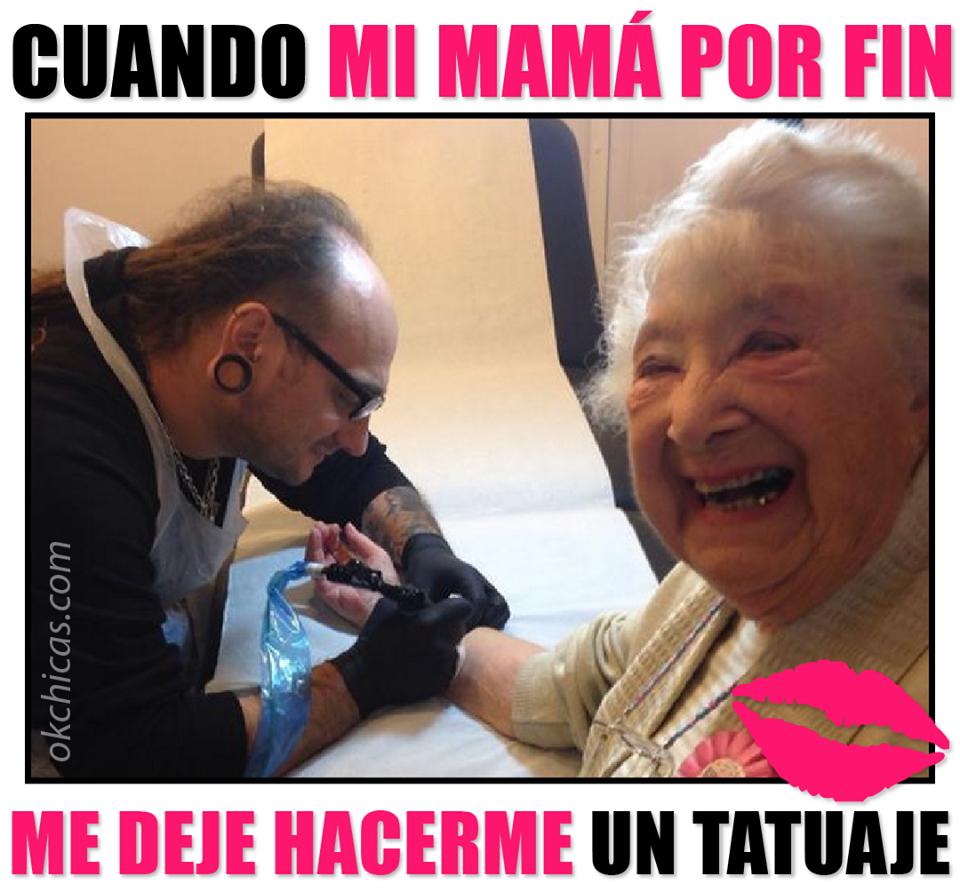 20 imágenes que seguramente te harán recordar a mamá