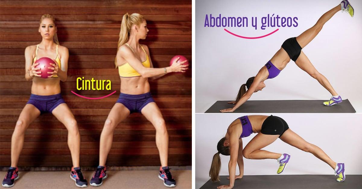 7 ejercicios para bajar el abdomen