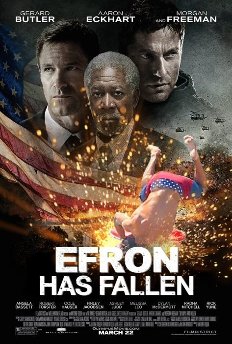 Efron Has fallen