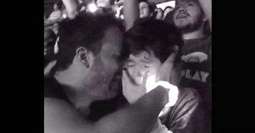 Este video de un pequeño autista en el concierto de Coldplay te conmoverá hasta los huesos