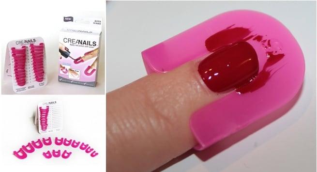 Fundas para no machar tus dedos de esmalte