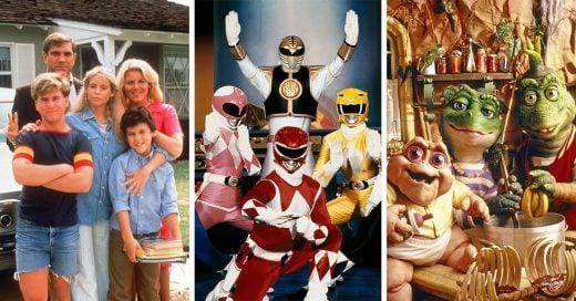 PROGRAMAS DE TELEVISIÓN QUE SI ERES DE LOS 90'S TE DARÁN JUSTO EN LA INFANCIA